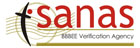 Please click on the logos to directly access the SANAS and ABVA websites